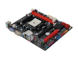 BIOSTAR A75MG Micro ATX AMD Motherboard