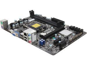BIOSTAR Hi-Fi H61S3 Micro ATX Intel Motherboard