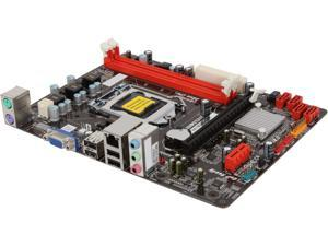 BIOSTAR H61MGV Micro ATX Intel Motherboard
