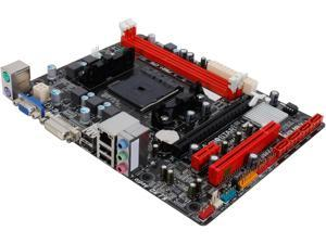 BIOSTAR A58MDP Micro ATX AMD Motherboard