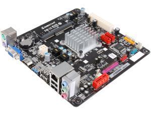 BIOSTAR J1800NH Intel Celeron J1800 Dual-Core Processor Mini ITX Motherboard/CPU/VGA Combo