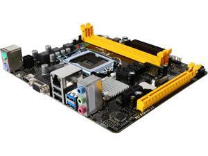 BIOSTAR H110MHV3 LGA 1151 Intel H110 HDMI SATA 6Gb/s USB 3.0 Micro ATX Intel Motherboard