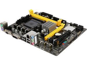 BIOSTAR A960D+V2 AM3+ AMD 890GX / SB710 Micro ATX Motherboards - AMD