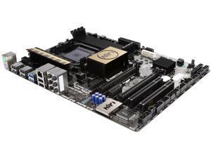 BIOSTAR TA970 Plus AM3+ AMD 970 / SB950 SATA 6Gb/s USB 3.0 ATX Motherboards - AMD