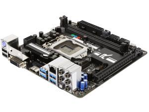 BIOSTAR RACING Z170GTN LGA 1151 Intel Z170 HDMI SATA 6Gb/s USB 3.0 Mini ITX Motherboards - Intel