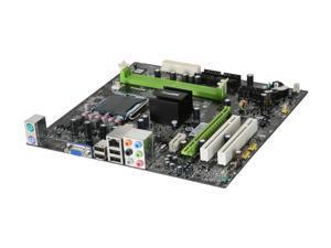 XFX MG61Mi7059 LGA 775 NVIDIA GeForce 7050 / nForce 610i Micro ATX Intel Motherboard
