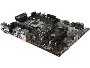 MSI Z370-A PRO LGA 1151 (300 Series) Intel Z370 SATA 6Gb/s USB 3.1 ATX Intel Motherboard