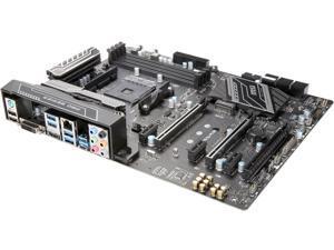 Refurbished: MSI PRO X370 SLI PLUS AM4 AMD X370 SATA 6Gb/s USB 3.1 HDMI ATX AMD ...