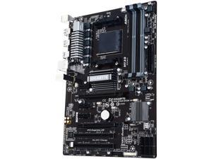GIGABYTE GA-970A-DS3P FX (rev. 2.1) AM3+/AM3 AMD 990FX SATA 6Gb/s USB 3.1 ATX AMD Motherboard