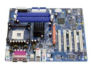 Shuttle AB60R ATX Intel Motherboard