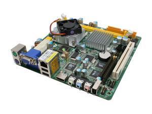 JetWay J7F5M2G-VHE-PB CX700M Mini ITX Motherboard/CPU Combo