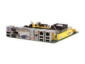 JetWay JNC62K-LF Mini ITX AMD Motherboard