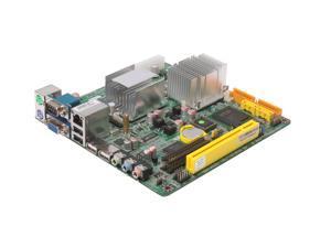JetWay JNF91-600-LF Intel ULV Celeron M 600MHz Mini ITX Motherboard/CPU Combo