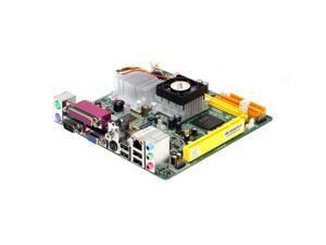 JetWay JNC93-330W-LF Intel Atom Dual-Core 330 Mini ITX Motherboard/CPU Combo