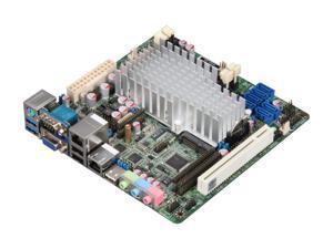 JetWay JNF99FL-525-LF Intel Atom D525 (1.8GHz, Dual-Core) Mini ITX Motherboard/CPU Combo