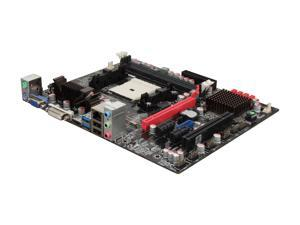 JetWay JTA75MG Micro ATX AMD Motherboard