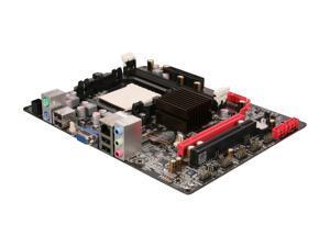 JetWay JTN68M ATX AMD Motherboard