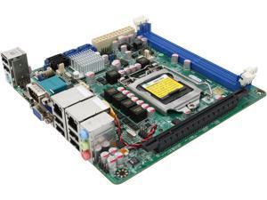 JetWay JNF9A-Q67 Mini ITX Intel Motherboard