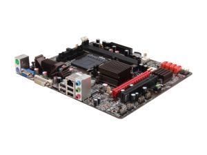 JetWay JTA98MG Micro ATX AMD Motherboard