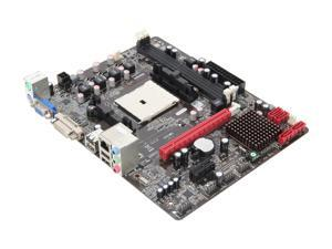 JetWay JTA55M1 Micro ATX AMD Motherboard