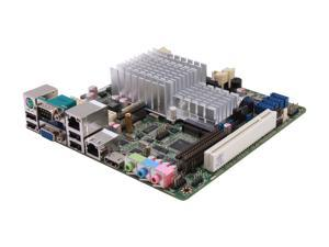 JetWay JNF9D-2550 Intel Atom D2550 (1.86GHz, Dual-Core) Intel NM10 Mini ITX Motherboard/CPU Combo