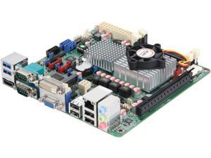 JetWay JNC9Q-847 Mini ITX Intel Motherboard