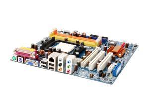 ASRock AM2NF6G-VSTA Micro ATX AMD Motherboard
