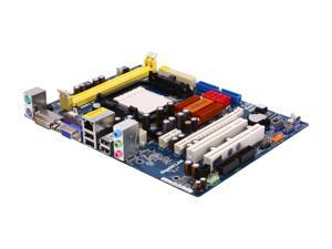 ASRock N68PV-GS AM2+/AM2 NVIDIA GeForce 7050 Micro ATX AMD Motherboard