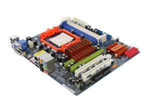 ASRock M3A785GMH/128M Micro ATX AMD Motherboard