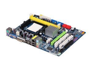 ASRock K10N78M-PRO Micro ATX AMD Motherboard