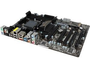 ASRock 990FX Extreme3 AM3+ AMD 990FX + SB950 SATA 6Gb/s USB 3.0 ATX AMD Motherboard with UEFI BIOS