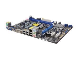 ASRock H61M-GS Micro ATX Intel Motherboard