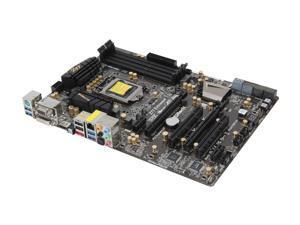 ASRock Z77 Extreme4 LGA 1155 Intel Z77 HDMI SATA 6Gb/s USB 3.0 ATX Intel Motherboard