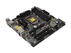 ASRock Z77 Extreme4-M Micro ATX Intel Motherboard
