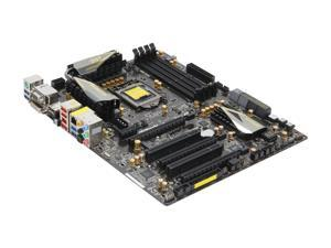 ASRock Z77 Extreme6 ATX Intel Motherboard