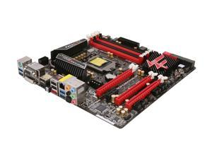 ASRock Fatal1ty Z77 Professional-M Micro ATX Intel Motherboard