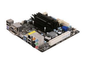 ASRock AD2700-ITX Intel Atom D2700 (2.13GHz, dual core) Mini ITX Motherboard/CPU Combo