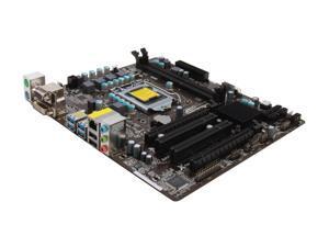 ASRock B75M-GL Micro ATX Intel Motherboard