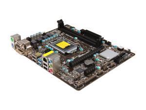 ASRock B75M-DGS Micro ATX Intel Motherboard