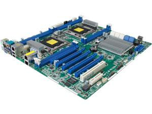 ASRock EP2C602 SSI EEB Server Motherboard Dual LGA 2011 Intel C602 Supports DDR3 1866 / 1600 / 1333 / 1066 R/LR ECC and UDIMM