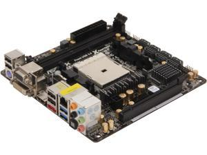 ASRock FM2A85X-ITX Mini ITX AMD Motherboard with UEFI BIOS