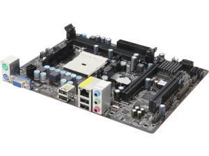 ASRock A55M-VS Micro ATX AMD Motherboard
