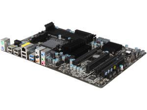 ASRock 970 PRO3 R2.0 AM3+/AM3 AMD 970 SATA 6Gb/s USB 3.0 ATX AMD Motherboard with UEFI BIOS