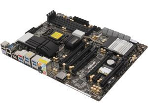 ASRock Z87 Extreme9/ac ATX Intel Motherboard