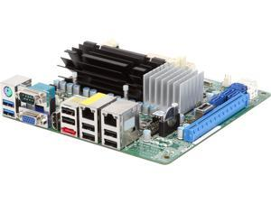 ASRock AD2550R/U3S3 Mini ITX Server Motherboard DDR3 1066