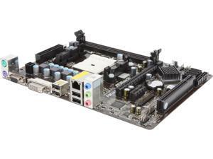 ASRock FM2A55M-DGS R2.0 Micro ATX AMD Motherboard