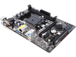 ASRock FM2A78M-HD+ Micro ATX AMD Motherboard