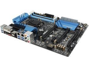 ASRock Z97 Extreme6 LGA 1150 Intel Z97 HDMI SATA 6Gb/s USB 3.0 ATX Intel Motherboard