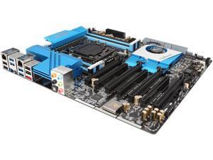ASRock X99 WS-E LGA 2011-v3 Intel X99 SATA 6Gb/s USB 3.0 Extended ATX Intel Motherboard