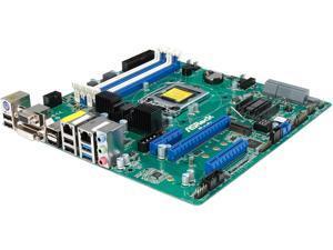 ASRock C226M WS Micro ATX Server Motherboard LGA 1150 DDR3 1600/1333